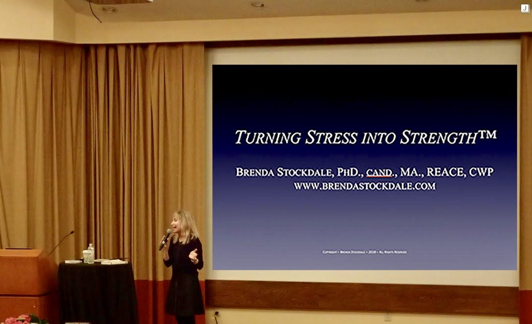 Turning Stress into Strength™